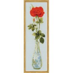 """Набор для вышивки Риолис 1375 """"Королева цветов"""""""