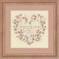 """Набор для вышивания бисером Риолис 1405 """"От всего сердца"""""""