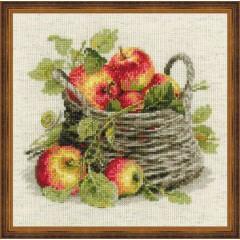 """Набор для вышивки Риолис 1450 """"Спелые яблоки"""""""