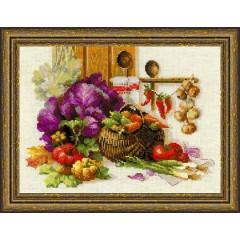 """Набор для вышивания Риолис 1544 """"Богатый урожай"""""""