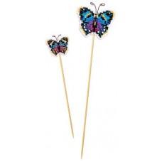 """Набор для вышивания Риолис 1554АС Украшение для цветов. """"Бабочка"""""""