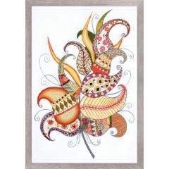"""Набор для вышивки Риолис 1586 """"Волшебное перо"""""""