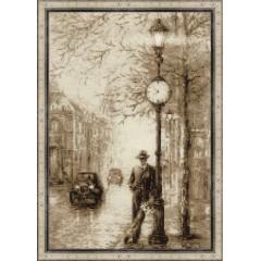 """Набор для вышивки Риолис 1611 """"Старая фотография. Ожидание"""""""