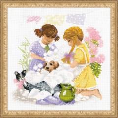 "Набор для вышивки Риолис 1646 ""Хозяюшки"""
