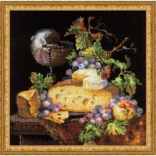 """Набор для вышивки Риолис 1659 """"Голландский натюрморт"""""""