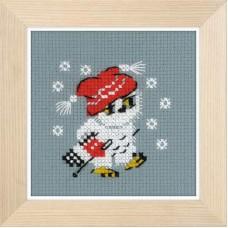 Набір для вишивання Ріоліс 1667 Сніжок