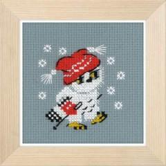 Набор для вышивания Риолис 1667 Снежок