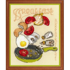 Набор для вышивания Риолис 1684 Завтрак