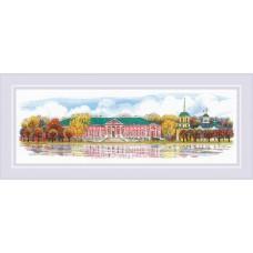 Набор для вышивания Риолис 1734 Усадьба Кусково