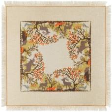 Набор для вышивки Риолис 1739 Салфетка Лесные животные