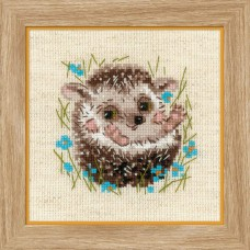 Набор для вышивки Риолис 1753 Маленький ежик