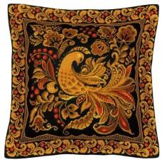 Набор для вышивки Риолис 1758 Подушка. панно Хохлома