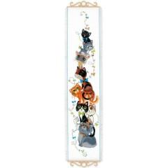 Набор для вышивки Риолис 1770 Куча мала