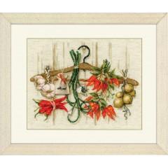 Набор для вышивания крестом Риолис 1794 Острые приправы
