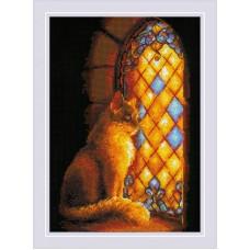 Набор для вышивания крестом Риолис 1848 Хранительница замка