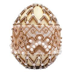 Набор для вышивания Риолис Б-214 Яйцо пасхальное Капучино