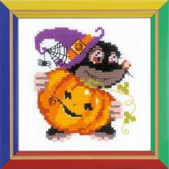 """Набор для вышивки Риолис НВ-173 """"Happy Halloween"""""""