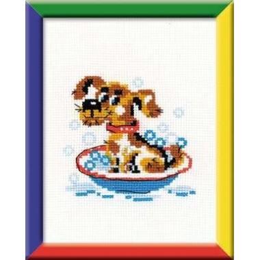 """Набор для вышивки Риолис НВ-076 """"Я люблю купаться"""""""