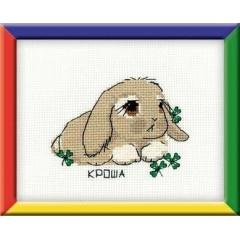 """Набор для вышивки Риолис НВ-084 """"Кролик"""""""