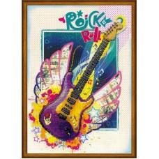 """Набор для вышивания Риолис РТ-0042 """"Рок-н-ролл"""""""