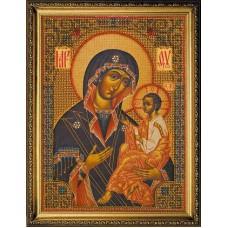 """Набор для вышивания Риолис РТ-0022 """"Богоматерь Грузинская"""""""