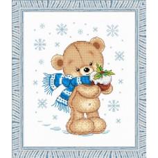 Набор для вышивания Русский фаворит МК-031 Новогоднее угощение