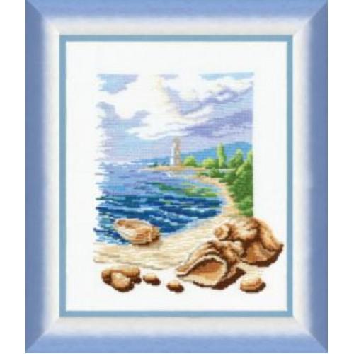 Вышивка крестом наборы с морские