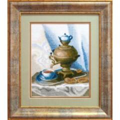 """Набор для вышивки крестом Чарівна Мить 488 """"Приглашение к чаю"""""""