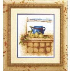 """Набор для вышивки крестом Чарівна Мить 491 """"Средиземноморский натюрморт"""""""