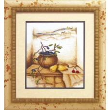 """Набор для вышивки крестом Чарівна Мить 490 """"Греческий натюрморт"""""""