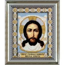 """Набор для вышивки бисером Чарівна Мить Б-1003 """"Образ Господа Нашего Иисуса Христа"""""""