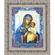 """Набор для вышивки крестом Чарівна Мить 314 """"Икона Божьей Матери Неувядаемый Цвет"""""""