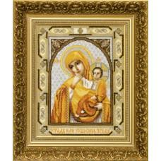 """Набор для вышивки крестом Чарівна Мить 394 """"Отрада или Утешение Пресвятой Богородицы"""""""