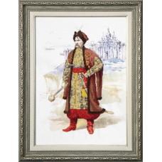 """Набор с частичной вышивкой Чарівна Мить РК-061 """"Гетьман"""""""