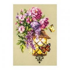 Набор для вышивки крестом Чудесная игла 100-041 Свет надежды