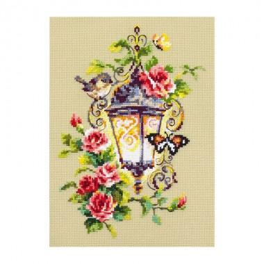 Набор для вышивки крестом Чудесная игла 100-042 Свет вдохновения