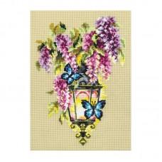 Набор для вышивки крестом Чудесная игла 100-043 Свет любви