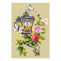 Набор для вышивки крестом Чудесная игла 100-044 Свет очарования