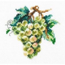 Набор для вышивки крестом Чудесная игла 31-02 Виноградик