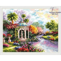 Набор для вышивания Чудесная игла 44-20 Царство красоты