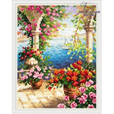 Набор для вышивания Чудесная игла 48-10 Цветочный бриз