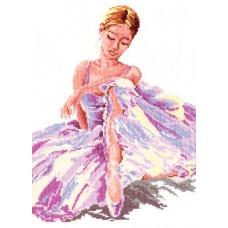 """Набор для вышивки Чудесная игла 65-01 """"Балерина"""""""