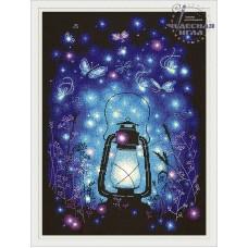 Набор для вышивания Чудесная игла 89-02 Наш волшебный вечер