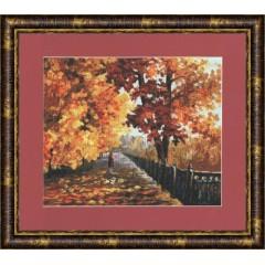 Набор для вышивки Золотое Руно 00-007 Блюз падающей листвы