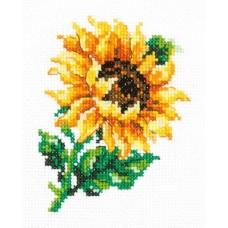 Набор для вышивки крестом Чудесная игла 28-04 Подсолнушек