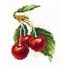 Набор для вышивки крестом Чудесная игла 31-01 Вишня