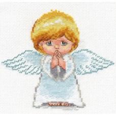 """Набор для вышивки Алиса 0-109 """"Мой ангел"""""""