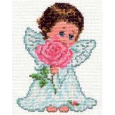 """Набор для вышивки Алиса 0-13 """"Ангелок любви"""""""