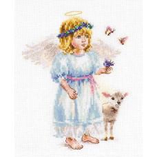 Набор для вышивки Алиса 0-202 Светлый ангел
