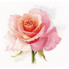 """Набор для вышивки Алиса 2-40 """"Дыхание розы. Нежность"""""""